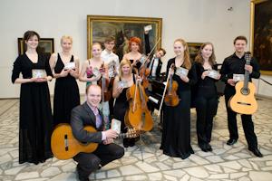 Muzikinis linkėjimas 2012 m