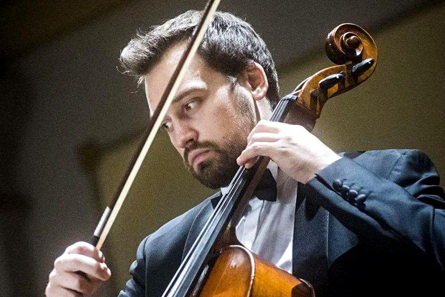 Rokas Vaitkevičius (violončelė)